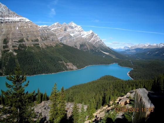 2012 Classmate Canada Visit